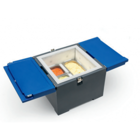 Vitrine IFI Gelato Coolbox Double