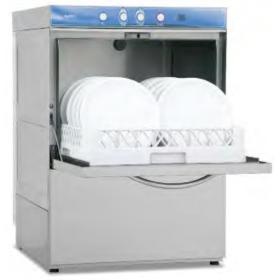 Lave vaisselle professionnel ELETTROBAR Fast 161/2